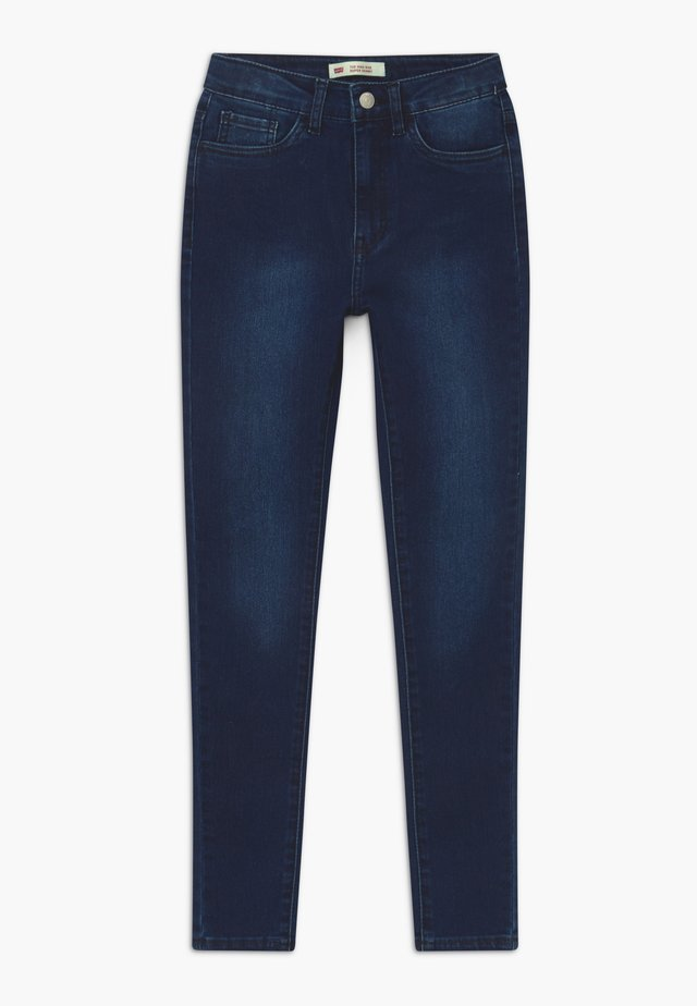 720 HIGH RISE SUPER SKINNY - Jeans Skinny Fit - dark-blue denim