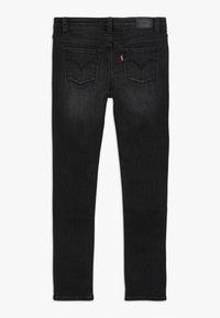 Levi's® - 711 SKINNY  - Jeans Skinny - black vice - 1