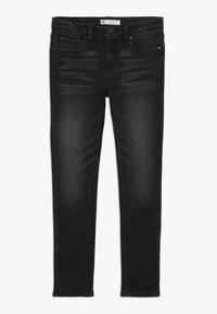 Levi's® - 711 SKINNY  - Jeans Skinny - black vice - 0