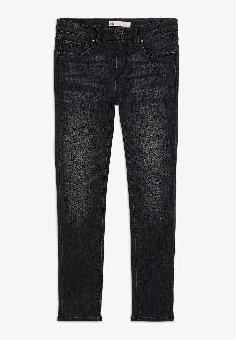 Levi's® - 711 SKINNY  - Jeans Skinny - black vice