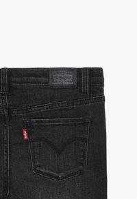 Levi's® - 711 SKINNY  - Jeans Skinny - black vice - 2