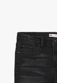 Levi's® - 711 SKINNY  - Jeans Skinny - black vice - 5