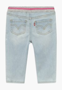 Levi's® - PULL ON SKINNY - Skinny džíny - blue denim - 1
