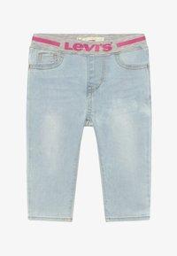 Levi's® - PULL ON SKINNY - Skinny džíny - blue denim - 2
