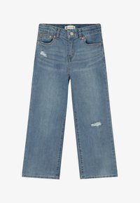 Levi's® - CROPPED WIDE LEG - Relaxed fit jeans - aura - 2