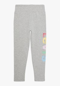 Levi's® - HIGH RISE GRAPHIC - Legíny - light gray heather - 0