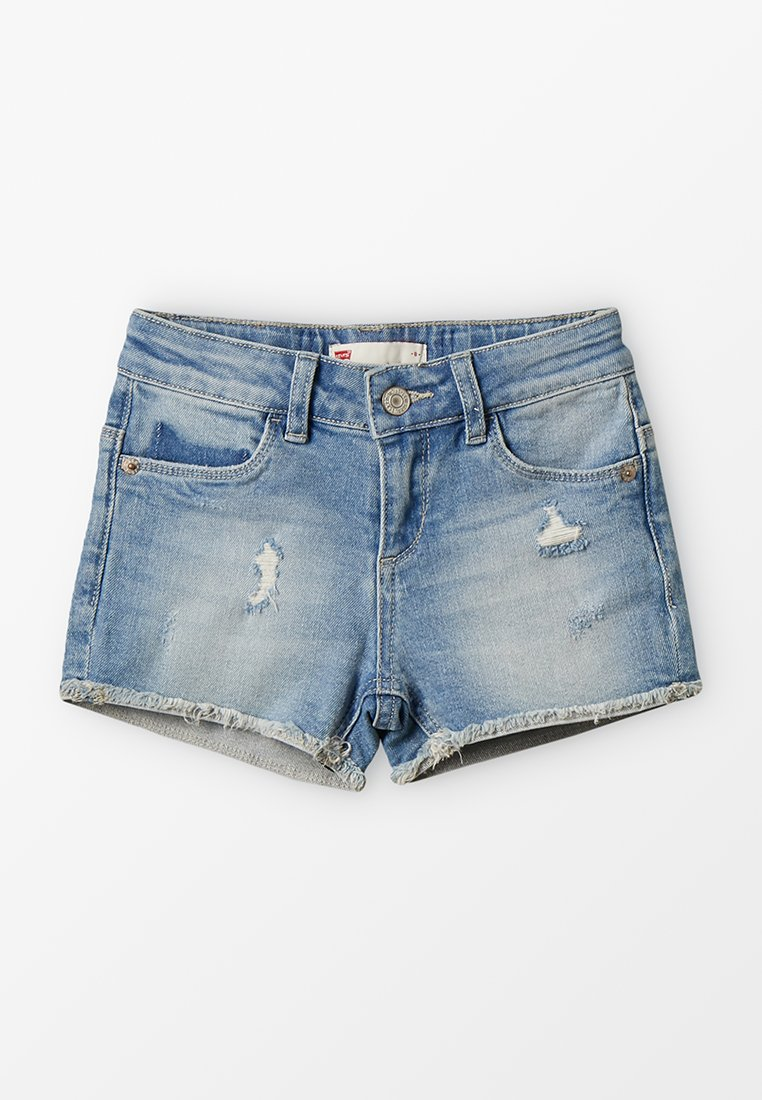 Levi's® - MUNICH - Jeans Shorts - indigo
