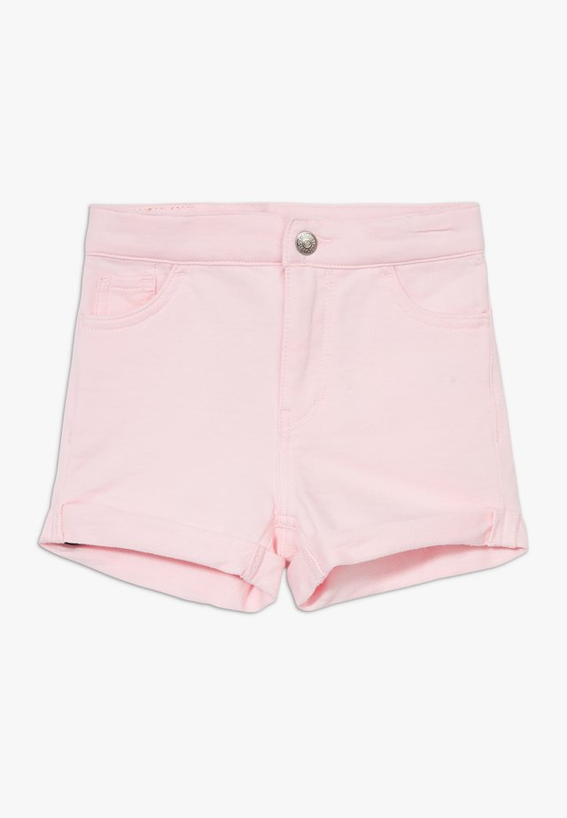 ROLL UP - Shorts vaqueros - rose shadow