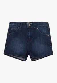 Levi's® - SHORTY  - Short en jean - night bird - 0