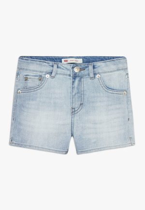 SHORTY  - Denim shorts - wallie