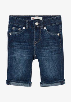 BERMUDA - Denim shorts - complex