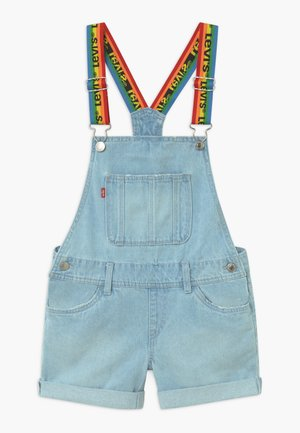 SHORTALL - Salopette - light-blue denim