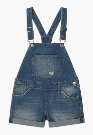 SHORTALL - Dungarees - vintage waters