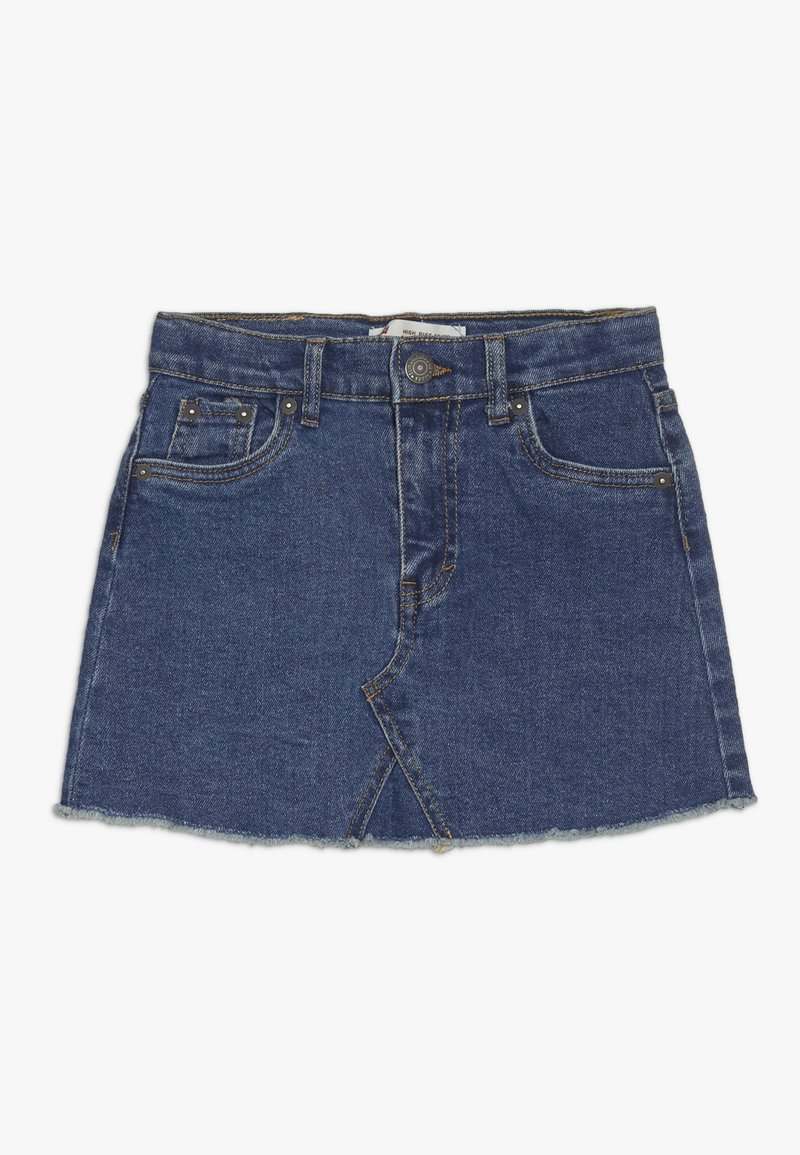 Levi's® - HIGH RISE - Gonna di jeans - richards