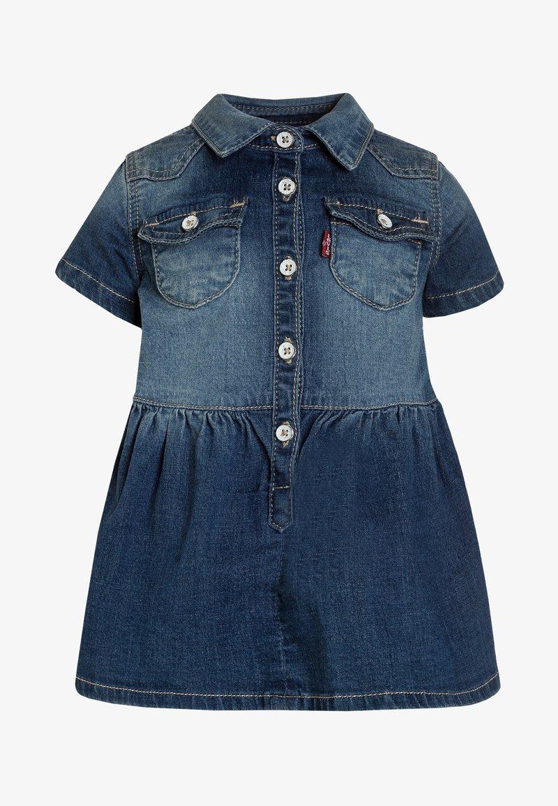 Levi's® - DRESS DENYA BABY - Spijkerjurk - indigo