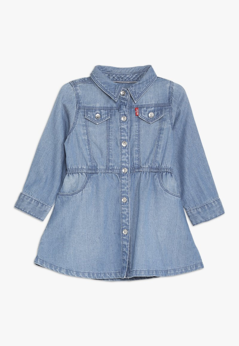 Levi's® - OSBORN DRESS BABY - Robe en jean - clean medium