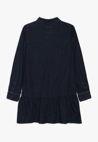 Levi's® - DROPPED WAIST DRESS - Denim dress - midnight cove - 1