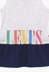 Levi's® - TANK TOP DRESS - Vestido ligero - white - 4