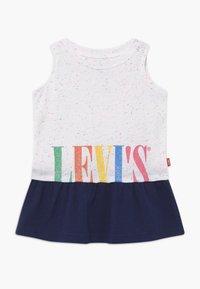 Levi's® - TANK TOP DRESS - Vestido ligero - white - 0