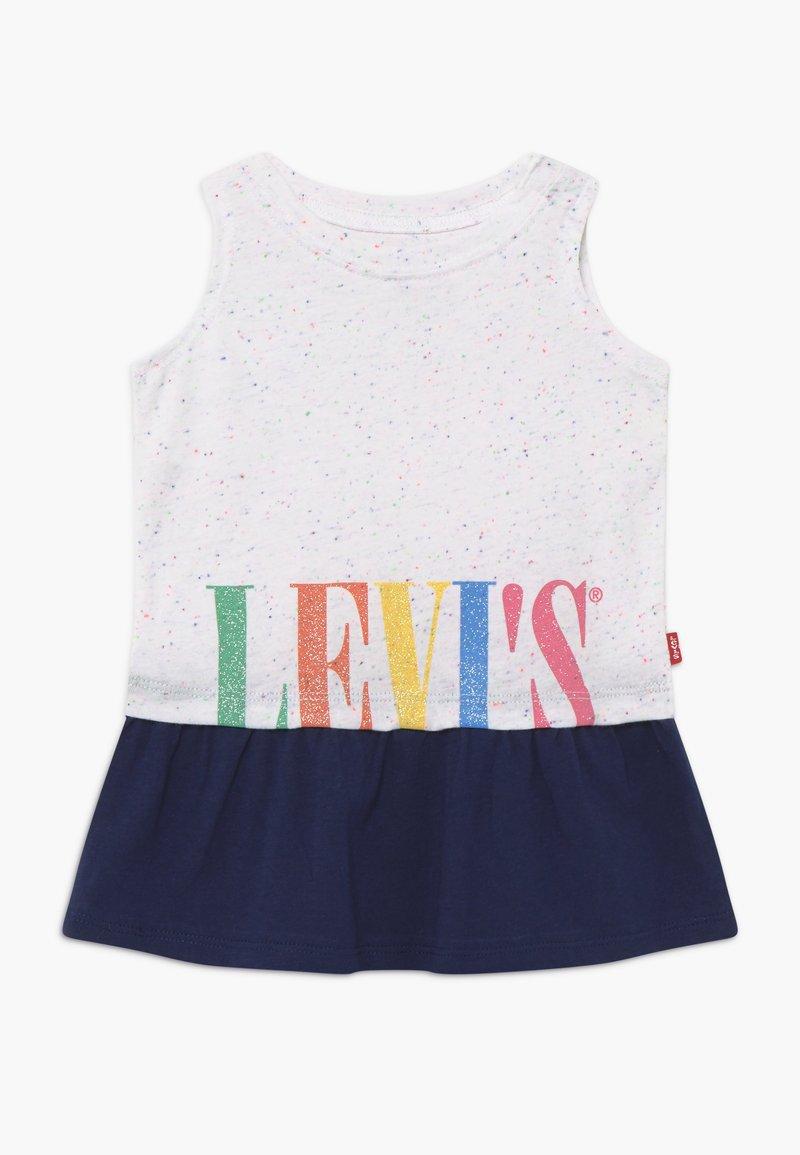 Levi's® - TANK TOP DRESS - Vestido ligero - white