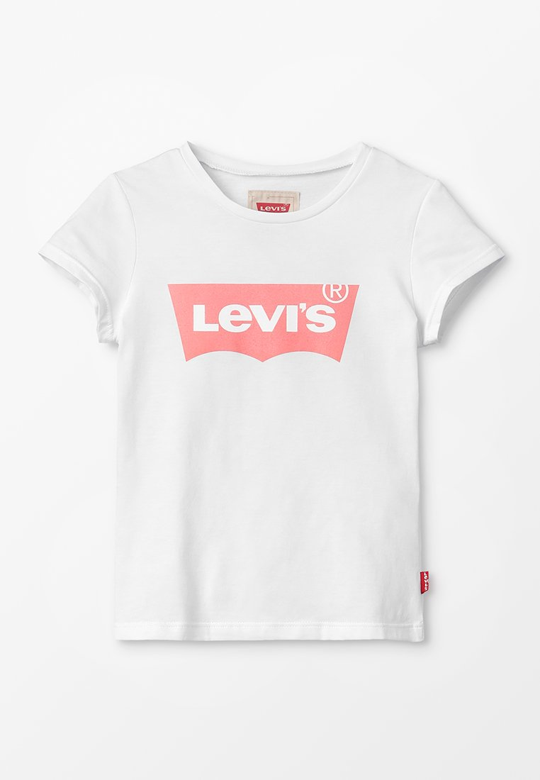 Levi's® - Print T-shirt - optical white
