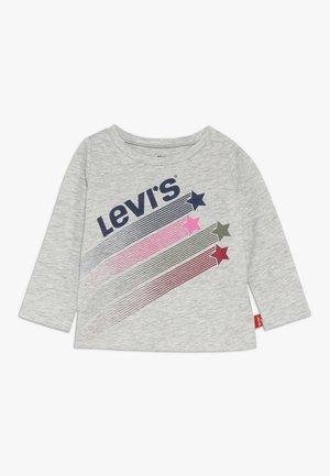 GRAPHIC TOP BABY - Langærmede T-shirts - light grey heather