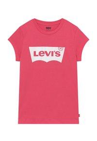 Levi's® - BATWING - Print T-shirt - tea tree pink - 0