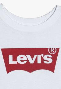 Levi's® - LIGHT BRIGHT CROPPED - Camiseta estampada - white - 4