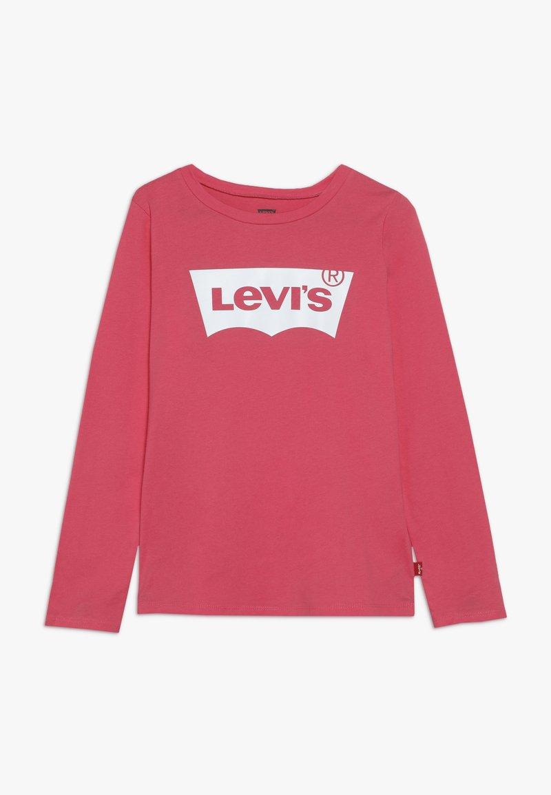 Levi's® - BATWING TEE - Långärmad tröja - tea tree pink