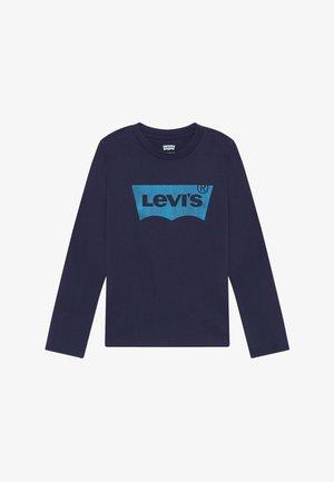 BATWING - Maglietta a manica lunga - maritime blue