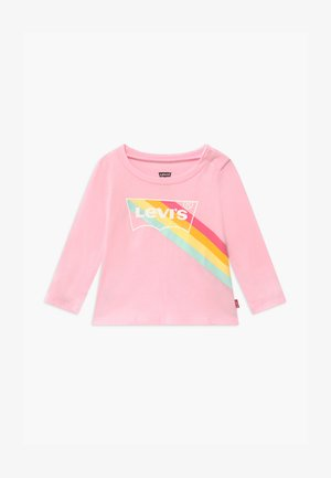 L/S GRAPHIC TEE - Maglietta a manica lunga - rose shadow