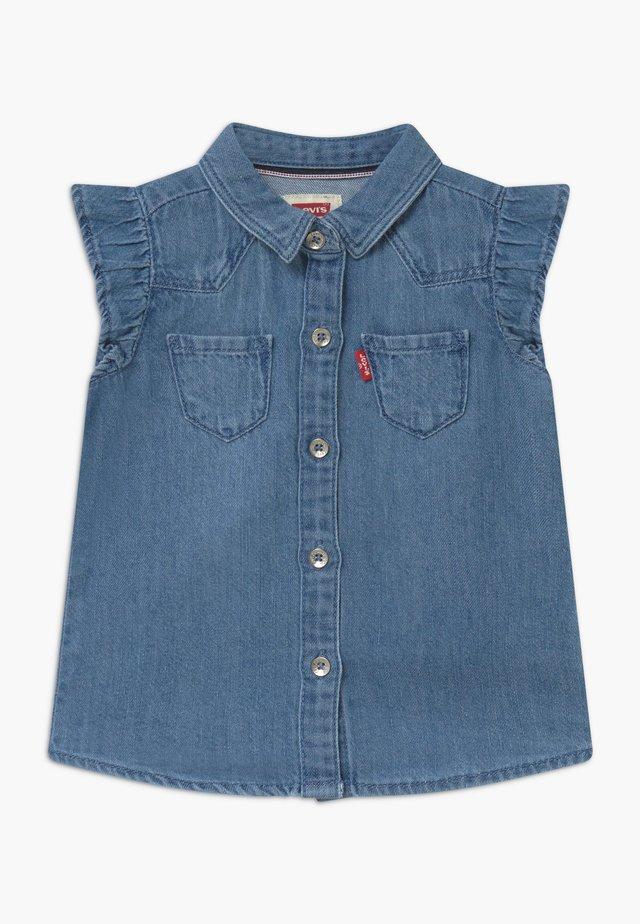 RUFFLE - Skjorta - vintage breeze
