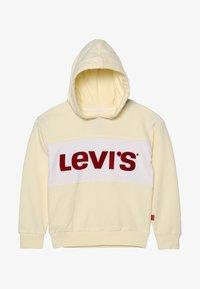 Levi's® - MONACO - Sweat à capuche - transparent yellow - 2