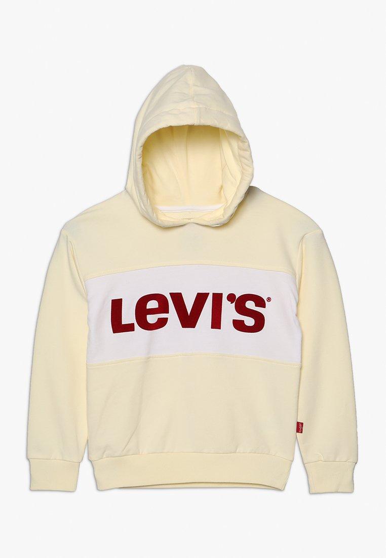 Levi's® - MONACO - Hoodie - transparent yellow