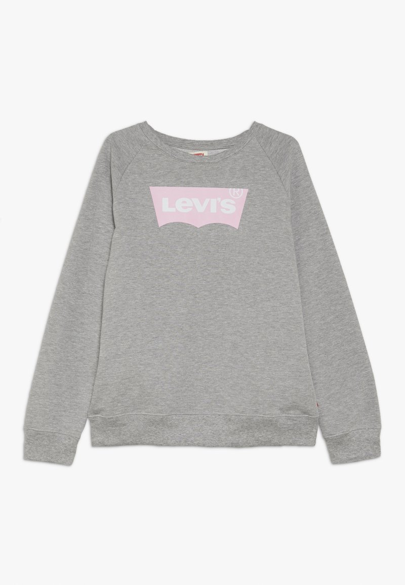 Levi's® - KEY ITEM LOGO CREW - Collegepaita - grey heather