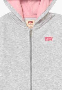 Levi's® - FULL ZIP HIGH RISE HOODIE - Felpa aperta - rose shadow - 3