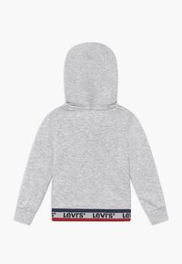 Levi's® - SPORTSWEAR FULL ZIP HOODIE - Hoodie met rits - light gray heather - 1