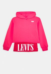 Levi's® - 2 in 1 HOODIE - Hoodie - camelia rose - 0