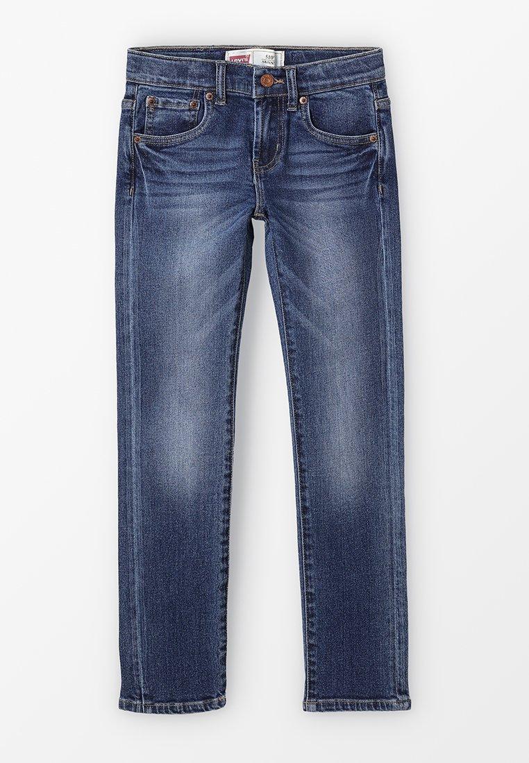 Levi's® - PANT 510 - Jeans Skinny Fit - indigo