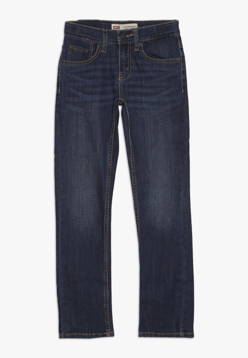 Levi's® - 511 PERFORMANCE  - Straight leg jeans - resilient blue