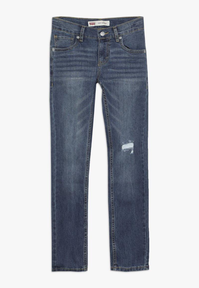 Levi's® - 510 SKINNY - Skinny džíny - por vida