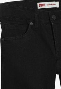 Levi's® - 510 SKINNY - Skinny-Farkut - black - 3