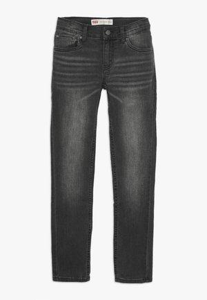 512 TAPERED - Jean slim - grey denim