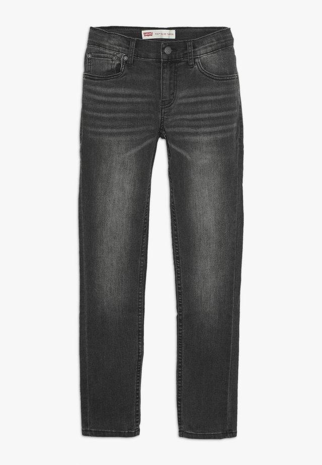512 TAPERED - Jeans slim fit - grey denim