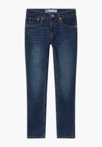 Levi's® - LVB 512 SLIM TAPER JEANS - Slim fit jeans - dark-blue denim - 0