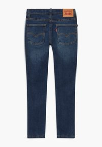 Levi's® - LVB 512 SLIM TAPER JEANS - Slim fit jeans - dark-blue denim - 1