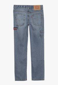 Levi's® - 502 CARPENTER - Straight leg jeans - burbank - 1
