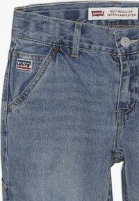 Levi's® - 502 CARPENTER - Straight leg jeans - burbank - 3