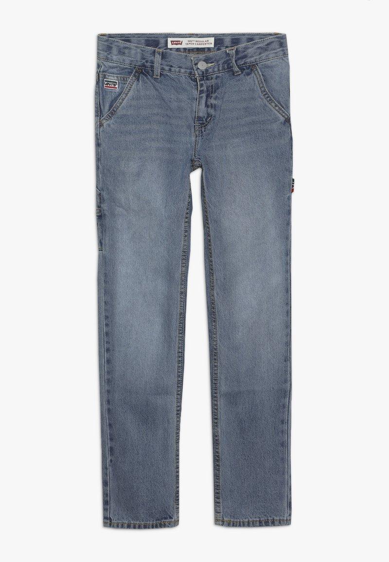 Levi's® - 502 CARPENTER - Straight leg jeans - burbank