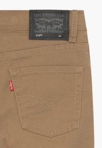 Levi's® - 510 SKINNY - Jeans Skinny Fit - british kaki - 3